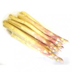 Asperges bio vertes ou blanches (500g)