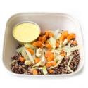 Curry de quinoa et légumes aux noix de cajou (plat, 1personne)