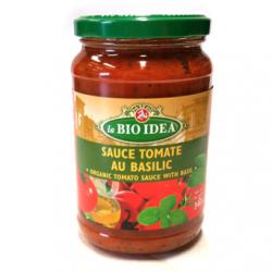 Coulis de tomates basilic (340g)