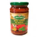 Coulis de tomates au basilic (340g)