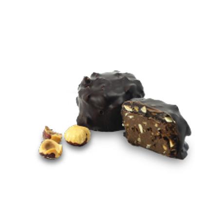 Rocher praliné bio, Elodie D (1 chocolat)- RESERVATION