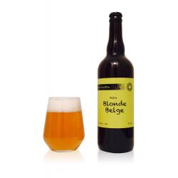 Bière blonde la Dourbie 75cl