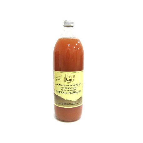 Nectar de fraise (1L)