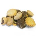 Assortiment de biscuits bio (cookies, sablés chataignes,....) (VRAC - 200g)
