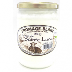 Fromage blanc battu bio (pot consigné 500g)