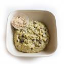 Risotto aux azukis et poireaux (plat, 1personne)