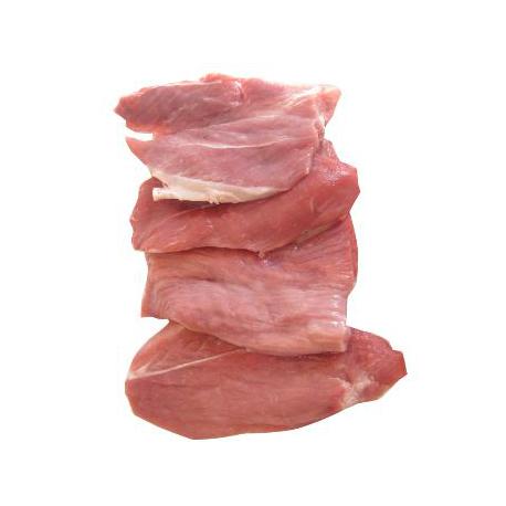 Côtelette de porc sans os (x2, 240g)