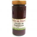 Coulis de fruits rouges bio (330g)