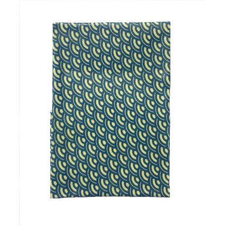 Cirophane-toile enduite pour emballer (X1 moyen)