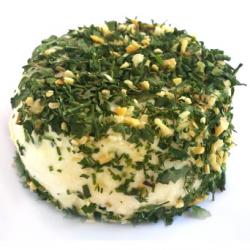 Fromage frais de brebis bio à la ciboulette (piece)