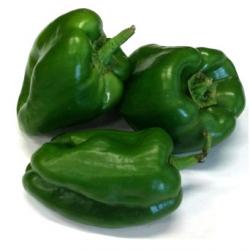 Poivrons verts (1kg)