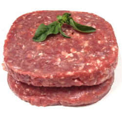 Steaks hâchés ultra frais (x1, 130g environ)