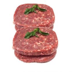 Steaks hâchés ultra frais (x4)- à consommer de suite