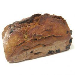 Pain pur petit épeautre sucré bio (abricot, raisin, noix, canneberge, figue), 300g