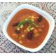 Soupe au maïs et haricots rouges (recette)