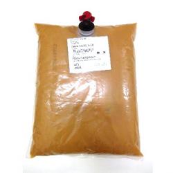 Purée de pomme bio (4kg-cubi)