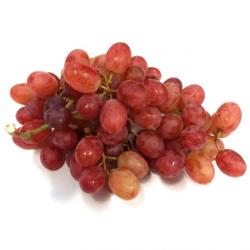 Raisin rouge bio (500g) variété Crimson