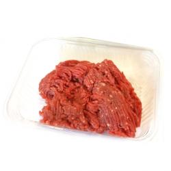 Viande hâchée assaisonnée (250g, bourguignon, steaks...)