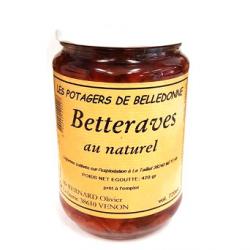 Betterave cuite (420g égoutté)