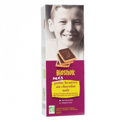 Petit buerre chocolat au lait bio (150g)