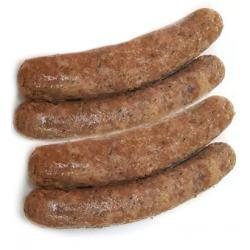 Faux-cisses végétariennes à l'allemande (x4, 450g)