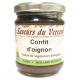 Confit d'oignons bio (220g)