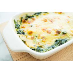 Lasagnes aux légumes bio (4 parts)