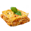 Lasagnes au boeuf bio (4parts)