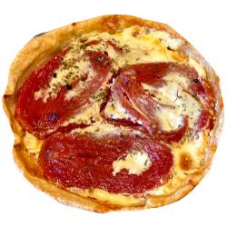 Tartelette tomate-moutarde bio (150g)