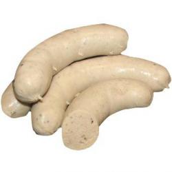 Boudin blanc (340g, 2 personnes)