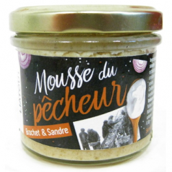 Mousse de Brochet et Sandre (90g)