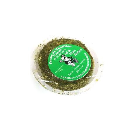 Fromage de vache ail et fines herbes (1 pièce)