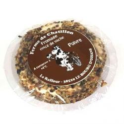 Fromage de vache poivre (1 pièce)