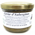 Caviar d'aubergines SaintQuentin (200g)