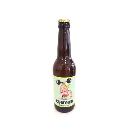 Bière Sans Alcool Edmond Blanche (33cl)