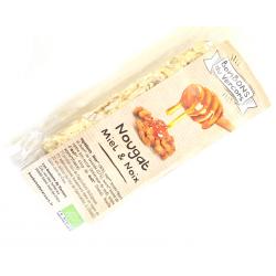 Nougat au noix bio (50g)