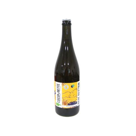 Bière Cocomiette blonde (75cl)