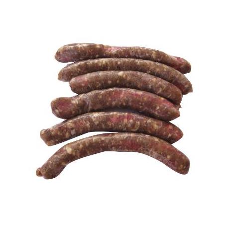 chipolatas pur boeuf (x12, 800g)