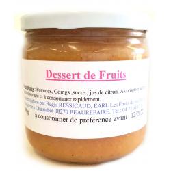 Dessert de pomme coing (390g)