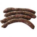 Saucisses de porc (x4, 400g)- Ferme Oddos