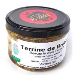 Terrine de brebis (180g