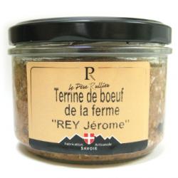 Terrine boeuf et porc (180g)- Ferme Rey