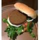 Falafels bio Burger vegan sans gluten (x2, 220g)