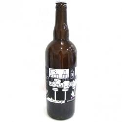 Bière blonde Brasserie des Braü (75cl)