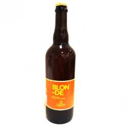 Bière Markus Blonde Bio (75cl)