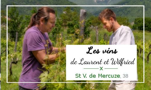Laurent et Wil